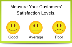 Level of customer satisfaction