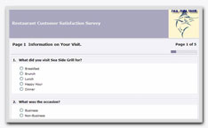 Create Surveys