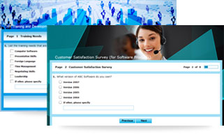 Survey Software Customization and Branding Tools